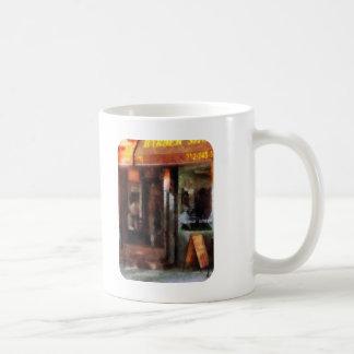 West Village Barber Shop Coffee Mug