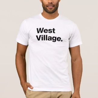 West Village (black) T-Shirt