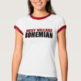 WEST VILLAGE BOHEMIAN shirt