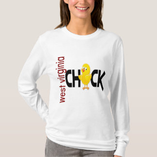 West Virginia Chick 1 T-Shirt