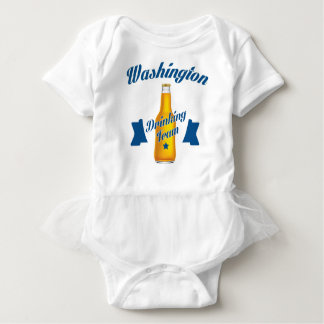 West Virginia Drinking team Baby Bodysuit