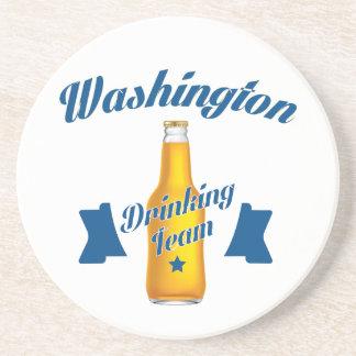 West Virginia Drinking team Coaster