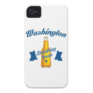 West Virginia Drinking team iPhone 4 Case
