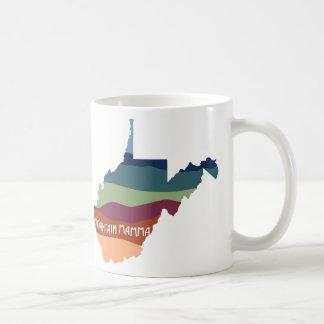West Virginia Fall Colors Mug