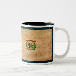 West Virginia Flag Mug