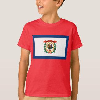 West Virginia Flag Shirts
