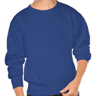 West Virginia Flag Pull Over Sweatshirt