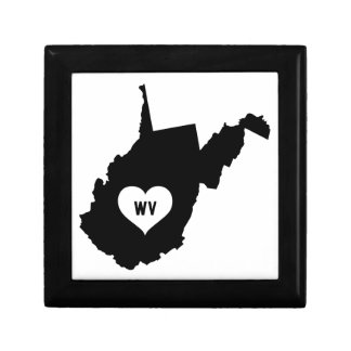 West Virginia Love Gift Box