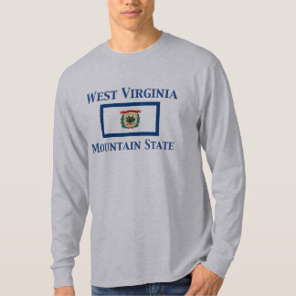 West Virginia - Mountain State T-Shirt