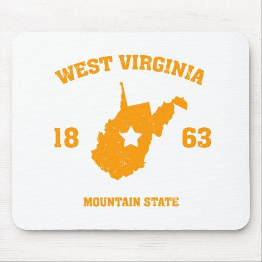 West Virginia Mousepads