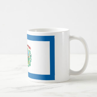 West Virginia  Official State Flag Mugs