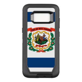 West Virginia OtterBox Defender Samsung Galaxy S8 Case