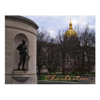 West Virginia Postcard