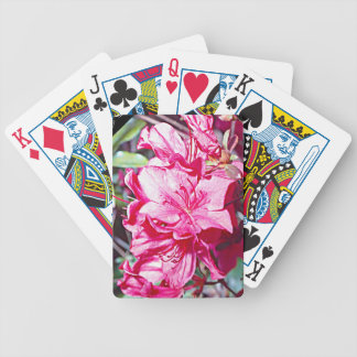 West Virginia Rhododendron Maximum Bicycle Playing Cards