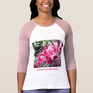 West Virginia Rhododendron Maximum T-Shirt