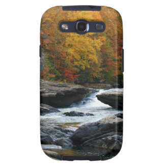 West Virginia River in the fall Galaxy SIII Case