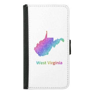 West Virginia Samsung Galaxy S5 Wallet Case