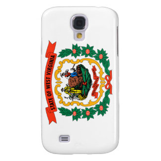 West Virginia state flag Samsung Galaxy S4 Covers
