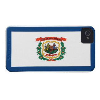 West Virginia State Flag Case-Mate iPhone 4 Case