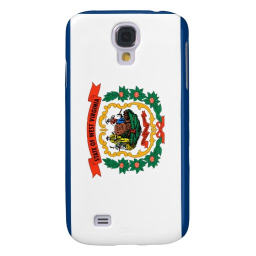West Virginia State Flag Samsung Galaxy S4 Case