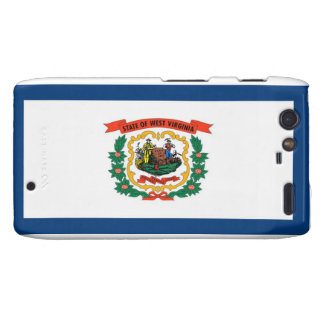 West Virginia State Flag Droid RAZR Covers