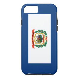 West Virginia State Flag Design iPhone 7 Case