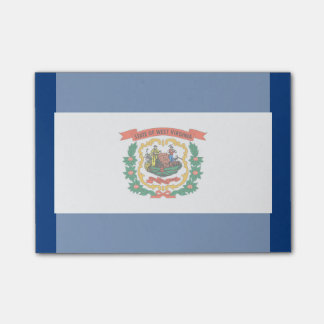 West Virginia State Flag Design Post-it® Notes