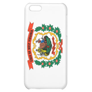 West Virginia State Flag iPhone 5C Case