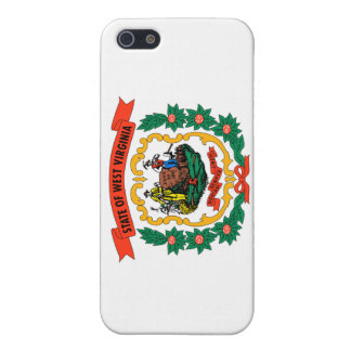 West Virginia State Flag Case For iPhone 5