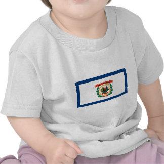 West Virginia State Flag Tshirt