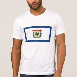 west virginia state flag united america republic s T-Shirt