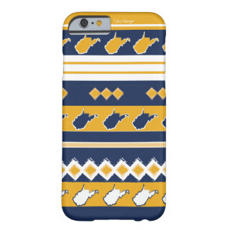 West Virginia State Pride Cell Phone Case