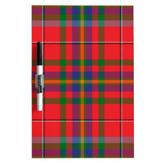 West_Virginia_state_tartan Dry-Erase Board