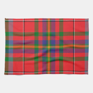 West_Virginia_state_tartan Tea Towel
