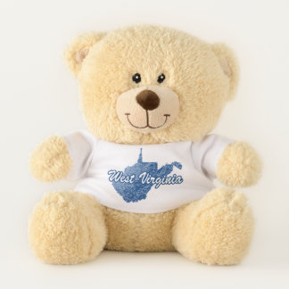 West Virginia Teddy Bear