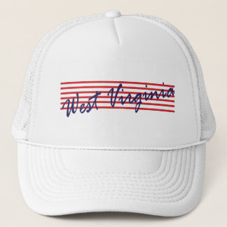 West Virginia Trucker Hat