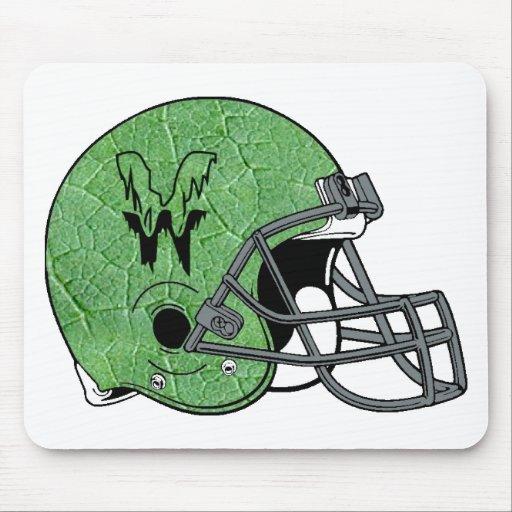 West Virginia Venom Mousepad