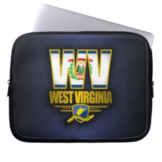 West Virginia (WV) Laptop Sleeve