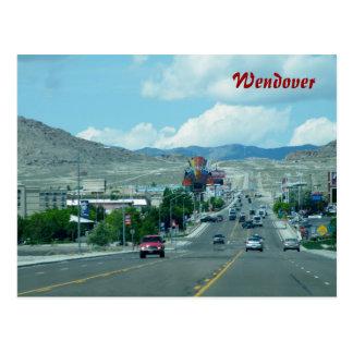 West Wendover Postcard