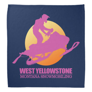 West Yellowstone (SM)2 Bandana