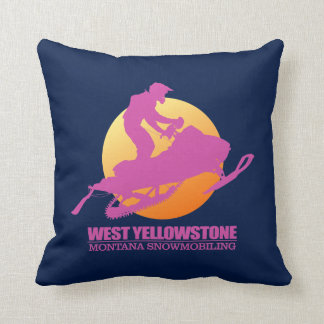 West Yellowstone (SM)2 Cushion