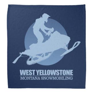 West Yellowstone (SM) Bandana