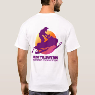 West Yellowstone (SM) T-Shirt