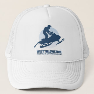 West Yellowstone (SM) Trucker Hat