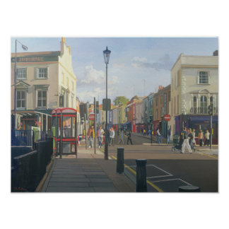 Westbourne Grove Poster