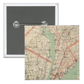 Westchester Co & surroundings 15 Cm Square Badge