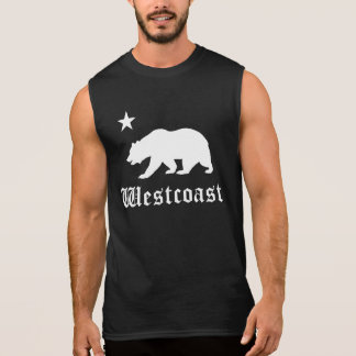 Westcoast Bear Sleeveless Shirt
