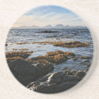 Westcoast of Scotland, Isle of Jura Drink Coasters