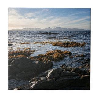 Westcoast of Scotland, Isle of Jura Tile