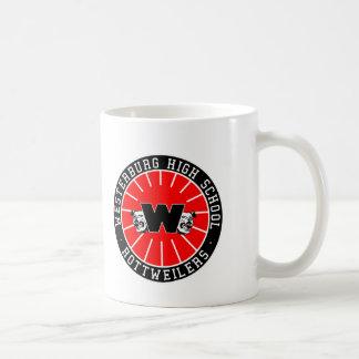 Westerburg High School Rottweilers Coffee Mug